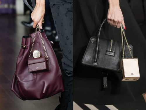 Модные сумки 2020: тренды сезона