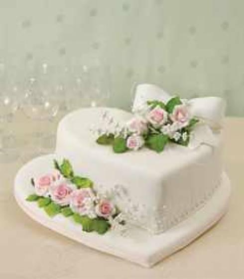 Свадебный торт своими руками в домашних условиях