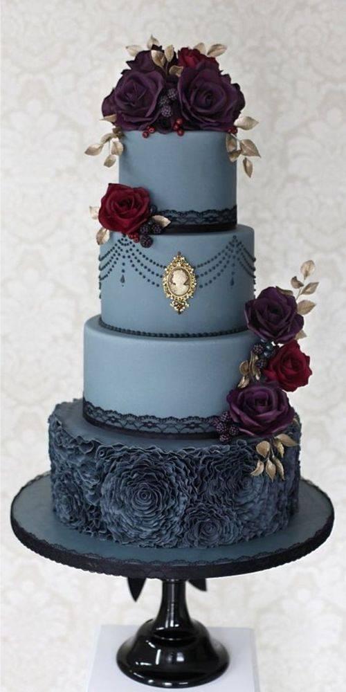 Какую сделать оригинальную надпись на свадебном торте?