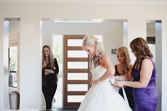 Распределение обязанностей на свадьбе