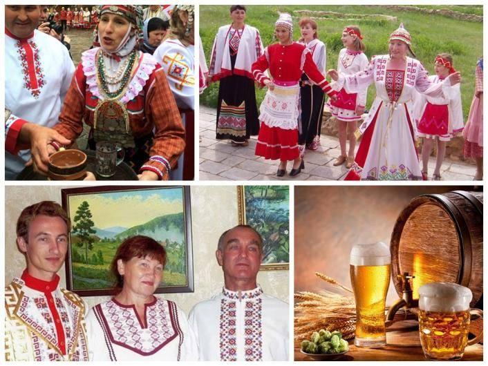 Башкирская свадьба: традиции