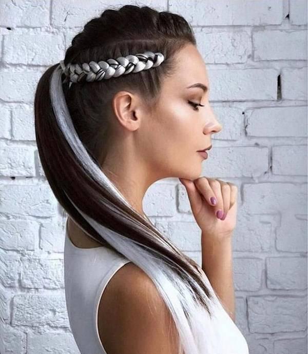 Свадебные прически на длинные волосы - 250 актуальных фотографий