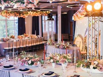 Шатер для проведения свадьбы: плюсы и минусы, советы и идеи декора