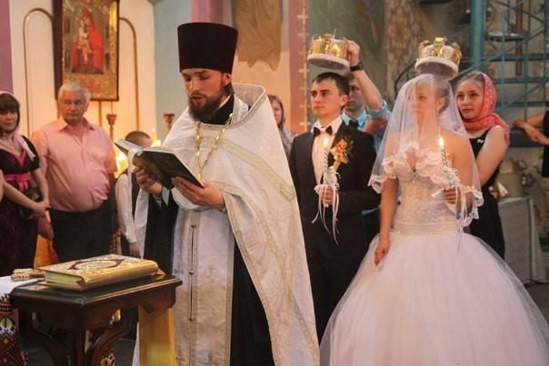 Несколько вопросов о венчании