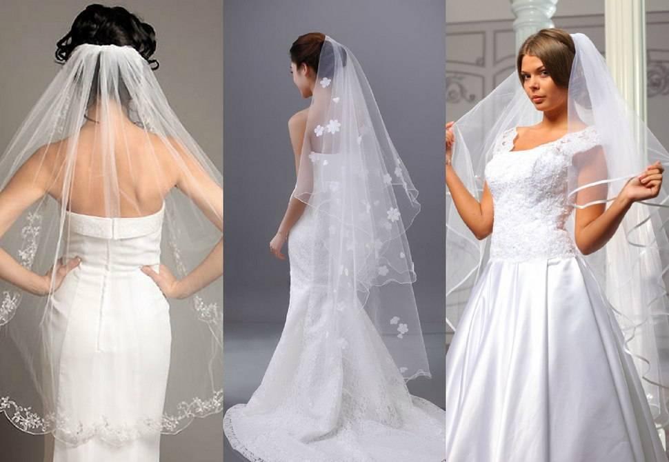 Как выбрать идеальную свадебную фату