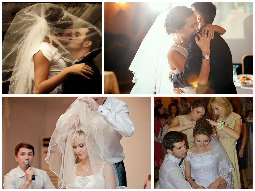 Приметы для невесты, приметы про фату