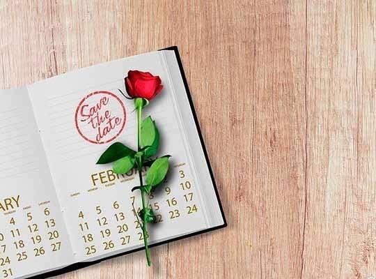 Самые благоприятные дни для свадьбы в 2020 году по месяцам