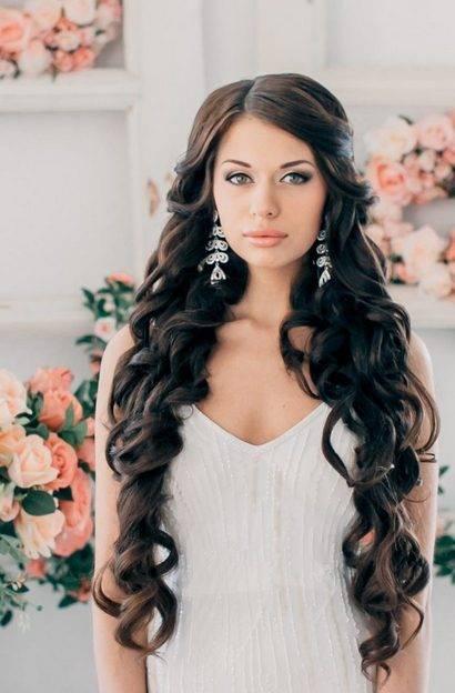 Свадебные прически 2019 – модные тенденции, тренды, новинки