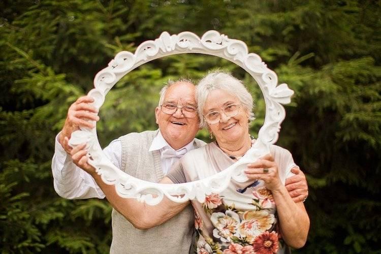 Сценарий бриллиантовой свадьбы 60 лет