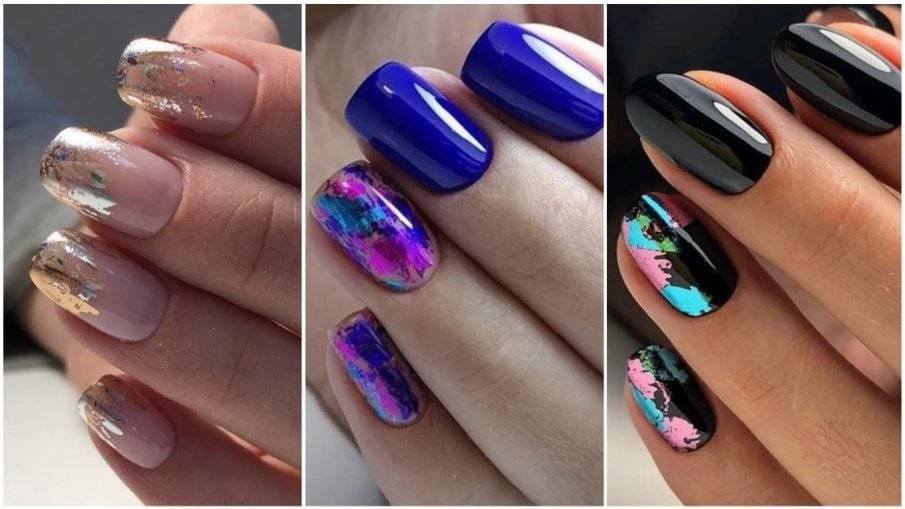 Модный маникюр на овальные ногти 2020: топ-8 идей и сочетаний