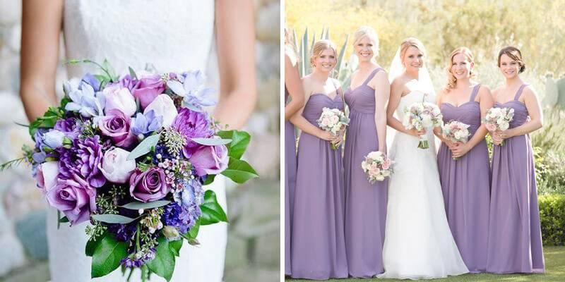 Главные цвета 2020 года: как использовать их на свадьбе