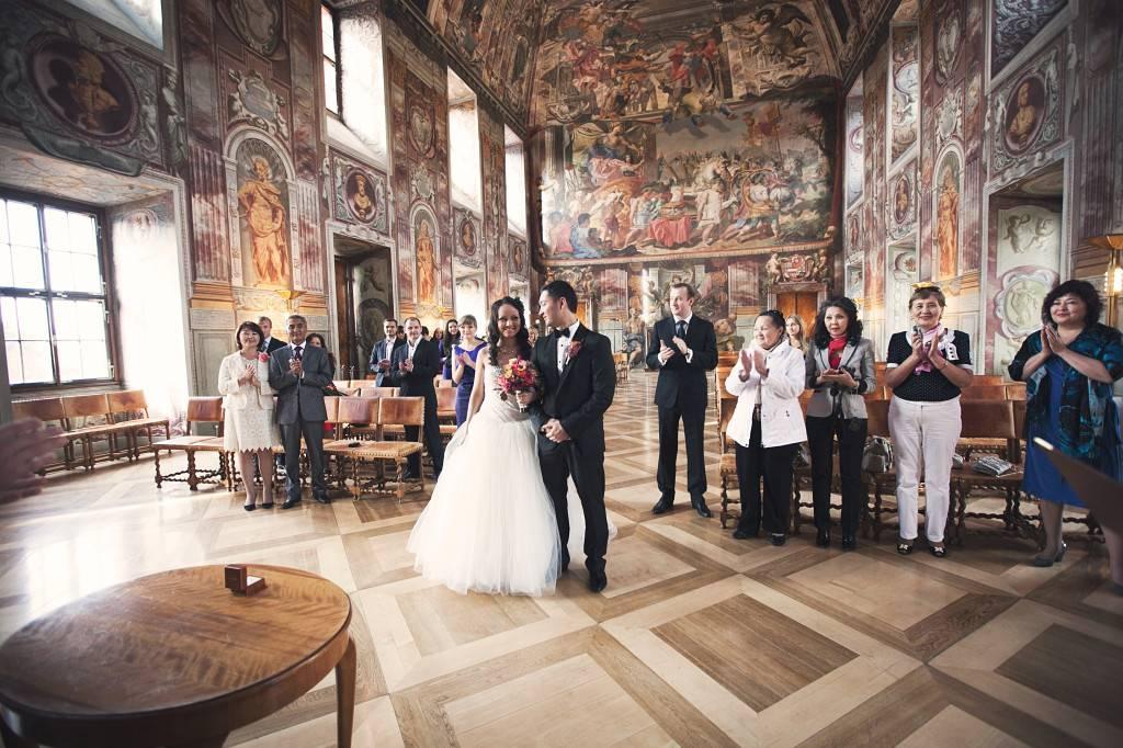 Бюджетная свадьба  как отметить и сделать необычно, недорогая организация