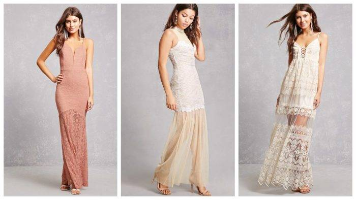 Платья с открытой спиной. любимая вещь всех женщин.