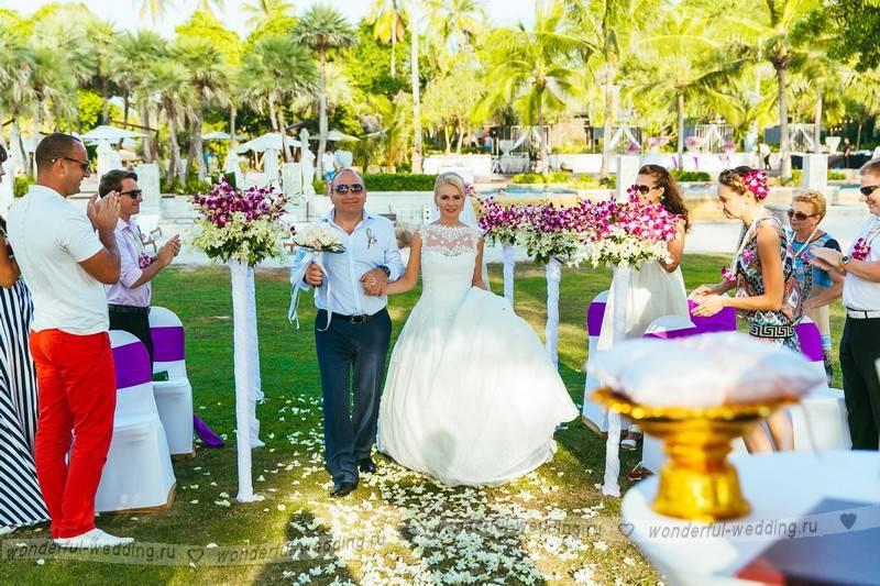 Готовый сценарий для свадьбы