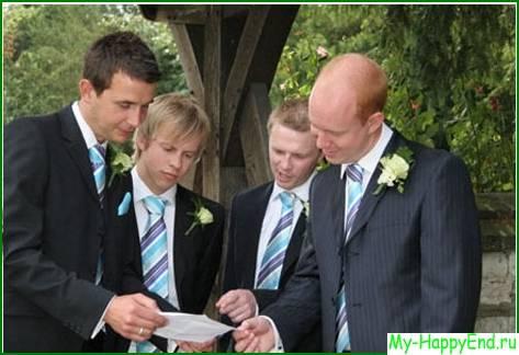 Обязанности свидетелей на свадьбе: что должны делать дружок и дружка
