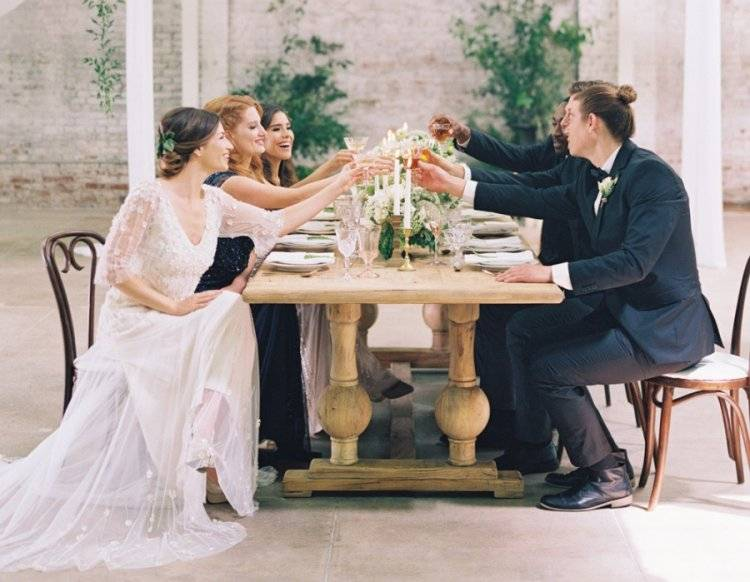 Как правильно и поэтапно организовать свадьбу