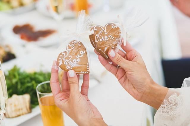 Кенди-бар на свадьбу: оригинальные идеи