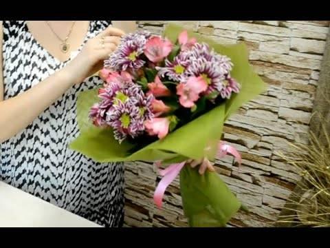 Свадебные букеты из орхидей