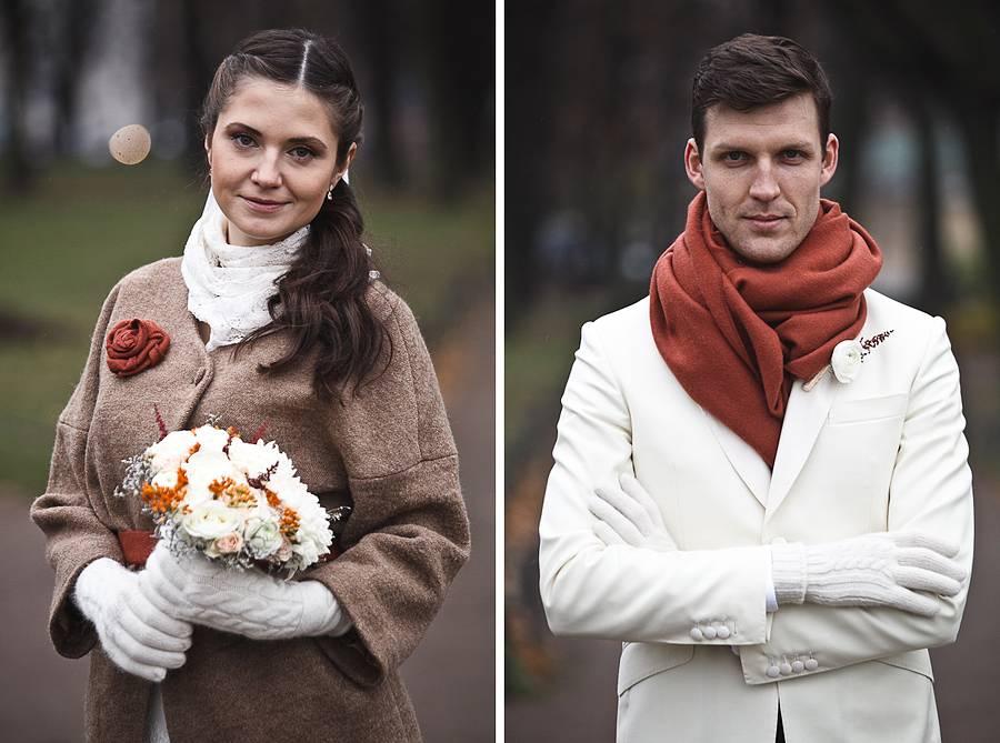 Свадьба цвета айвори