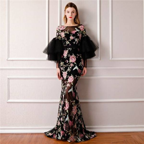 Самые модные платья этого сезона – обзор тенденций 2020-2021 фото