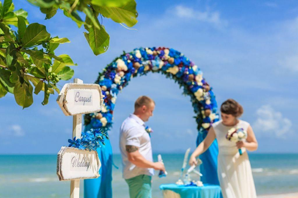 Свадьба в таиланде: готовимся к церемонии в тропиках