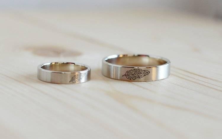 На каком пальце носят обручальное кольцо вдовы?