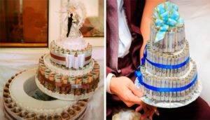 Лучшие идеи, как подарить деньги на свадьбу оригинально
