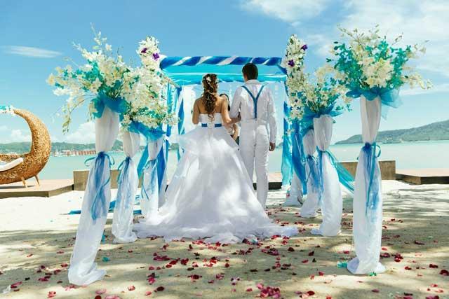 Из россии в америку как организовать свадьбу в тайланде, на личном опыте.