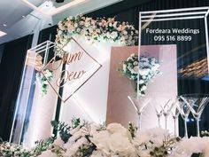 Самые оригинальные и необычные свадьбы (фото и видео)