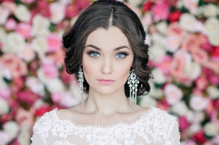 Как без ошибок сделать макияж на свадьбу своими руками