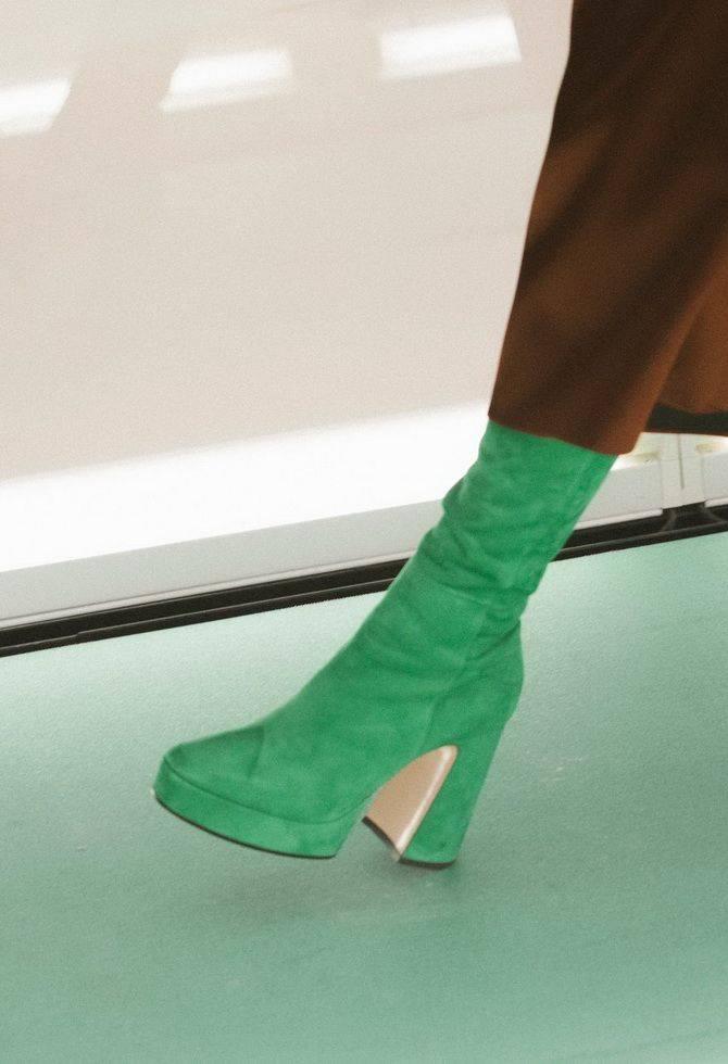 Модные туфли осень зима 2019-2020