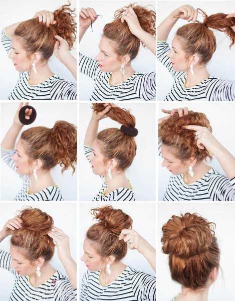 Прическа на свадьбу своими руками: как можно сделать простую свадебную укладку подруге на средние волосы?