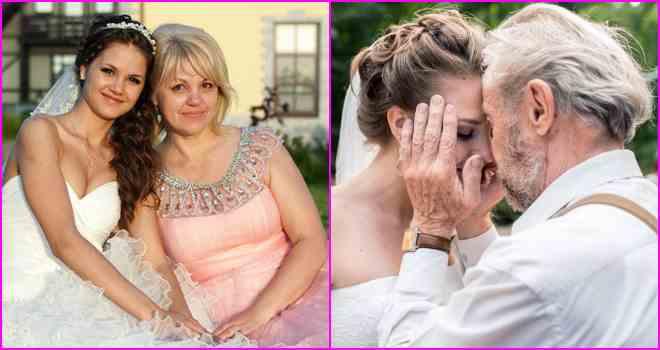 Поздравления на свадьбу своими словами от мамы невесты трогательные