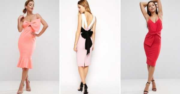 Бант – универсальное украшение для платья, сделай его сама (мастер-класс по декору)