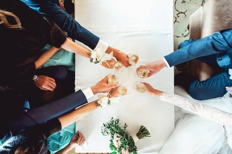 Поздравление со свадьбой в прозе трогательные