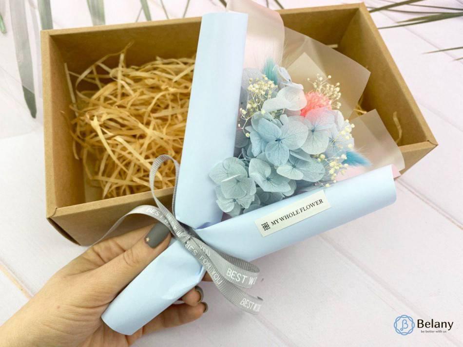 Оригинальный букет для женщины своими руками на день рождения, юбилей