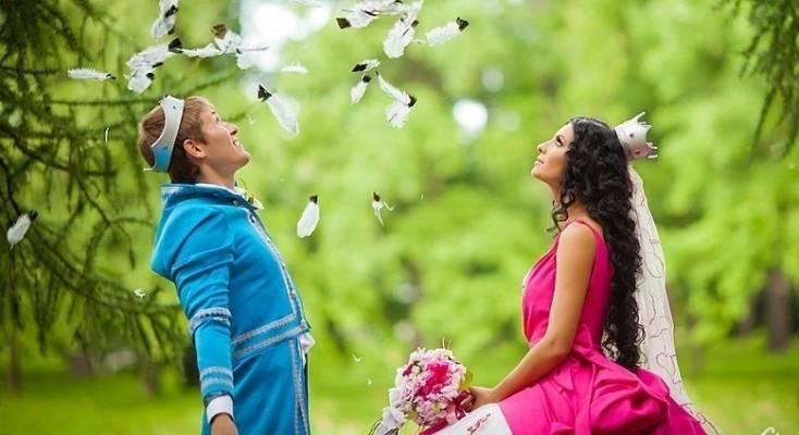 Сценарий выкупа невесты «вступительные экзамены»