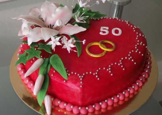 Идеи тортов на 1 год свадьбы