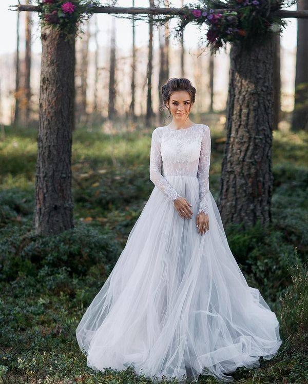 Свадебное вдохновение: 11 видов фаты