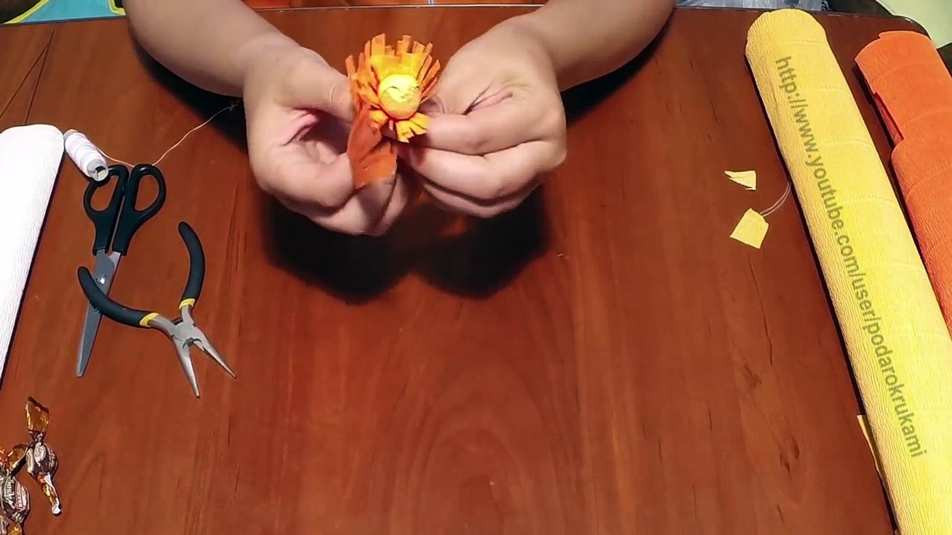 Корабль из конфет своими руками с пошаговой инструкцией