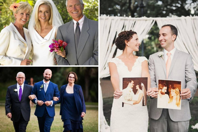 Красивые слова благодарности родителям на свадьбе и выпускном вечере