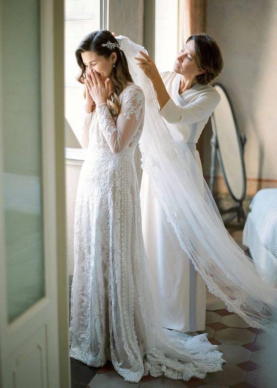 Wedding tips: что делать со свадебным платьем после свадьбы?