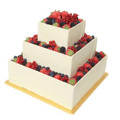 Вместо свадебного торта: топ-12 интересных десертов