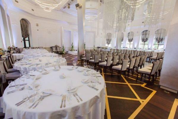 Свадьба в фиолетовых цветах (23 фото)