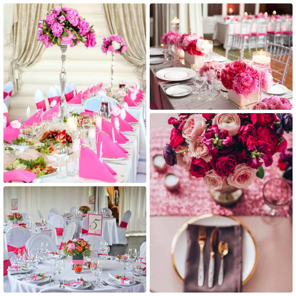 В каком цвете сделать свадьбу летом: модные палитры и советы