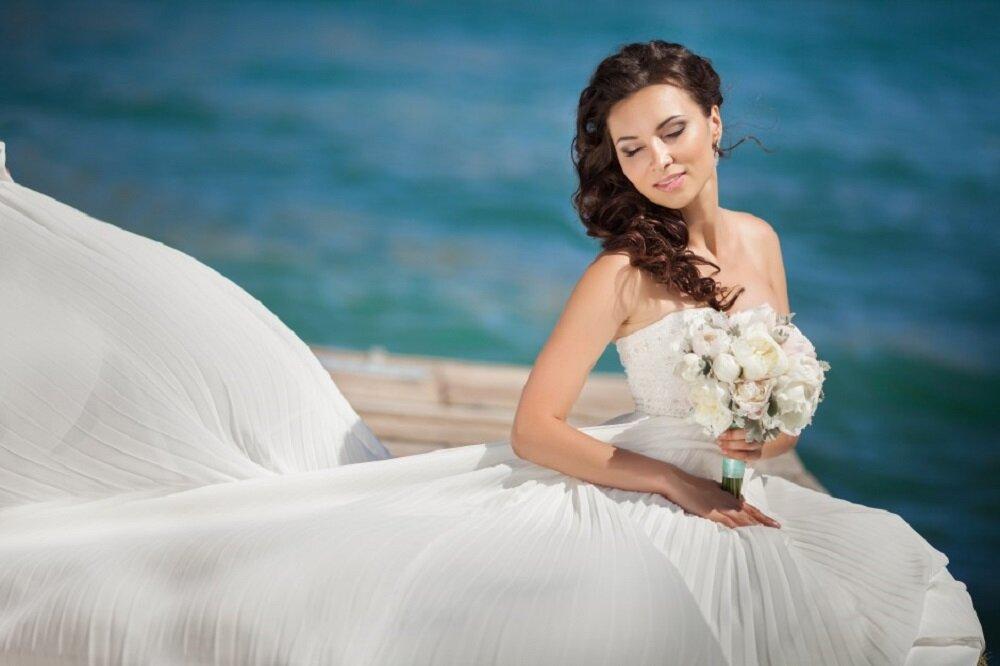Главные приметы про свадебное платье