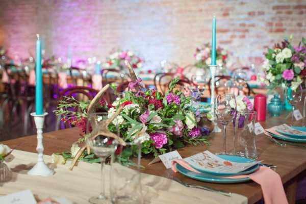 Свадьба в стиле лофт: оформление зала и сценарий проведения торжества + фото