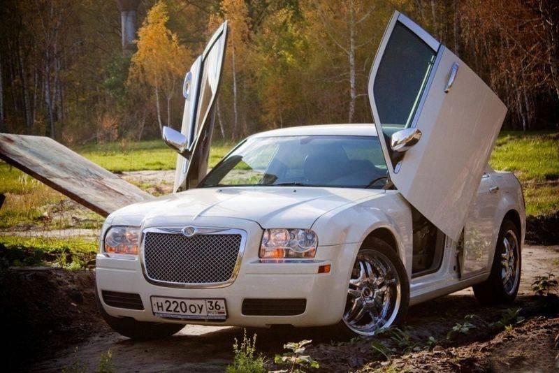 Какую машину выбрать на свадьбу
