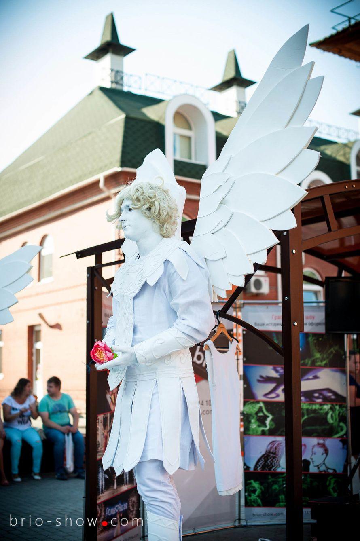 Живые скульптуры на свадьбу. живые скульптуры на свадьбу шоу живые статуи