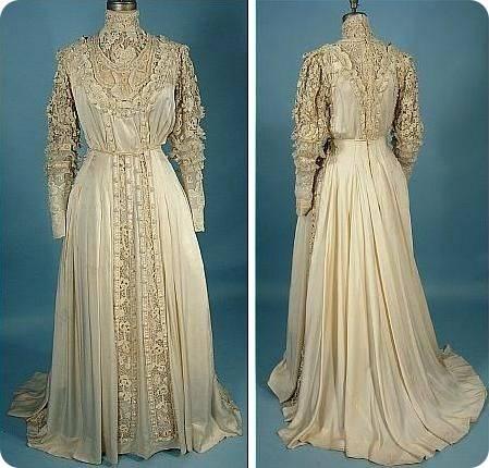 Свадебные платья в стиле «ретро»
